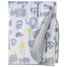 I loveee this blanket!!!! Circo® Sweet Friends Soft Valboa Blanket