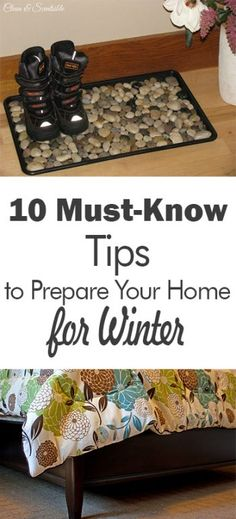 Winter Preperation How to Prepare For Winter Easy Ways to Prepare for Winter Winter Preperation Hacks Winter Prep Tips and Tricks Save Money on Utilities Popular Pin Winter House, Winter Garden, Summer Crafts, Diy Crafts For Kids, Ice Dams, Diy Nightstand, Patriotic Decorations, Winter Wonder, Home Ownership