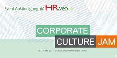 Event-Ankündigung: Corporate Culture Jam | Agil. Zwei Tage. Drei Streams.