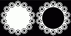 flower doily circle 1