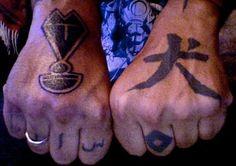 M.T. void tattoo