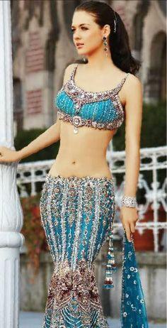 pretty - bellydance costume