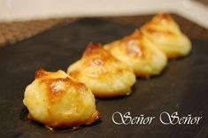 Duchess Potatoes Recipe on Yummly Potato Pasta, Potato Dishes, Potato Recipes, Food Dishes, Side Dishes, Food Decoration, Home Food, Side Dish Recipes, Gastronomia