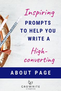 Inspiring Prompts To Help You Write A High-Converting About Page Writing Prompts Funny, Writing Tips, Web Design Tips, Blog Design, About Me Page, How To Influence People, Product Page, For Facebook, Learning To Be