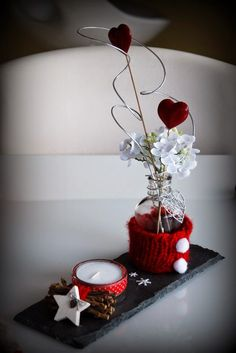 Groseilles & CO: Du rouge pour la St-Valentin…