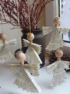 engeltjes voor de kerst