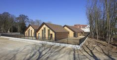 Gallery of Maison de L´Enfance / Nomade architectes - 13