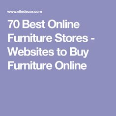80+ Best Websites For Online Furniture Shopping Like A Design Expert