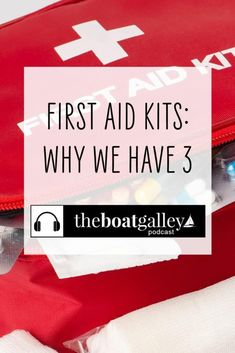 How do you store your first aid kit so you can find what you need when you need it? Here's what we do. Living On A Boat, First Aid Supplies, Organizing, Organization, First Aid Kit, Meant To Be, Store, Health, Getting Organized
