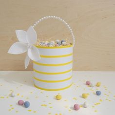 Upcycled Easter Basket | DIY Easter Basket Ideas That Will Have You Hoppin'