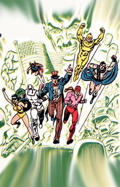 78 Freedom Fighters The Ray Ideas Freedom Fighters Fighter Comics