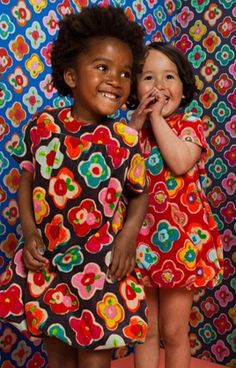 New Oilily Fall Collection! Best friends dressed in #Oilily Style! Pre-order at http://www.ollyseven.com