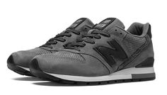 Distinct Authors 996, Black with Grey. This Distinct Authors collection from New Balance is so incredibly on point.
