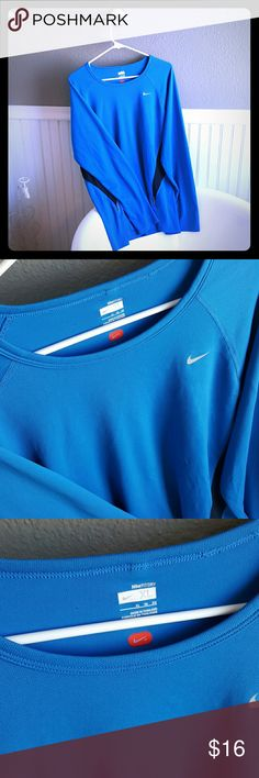 GREAT Condition Mens Nike Top! Selling a GREAT Condition Mens Nike Top! This top is a Nikefitdry top, size XL, very comfortable. Nike Shirts