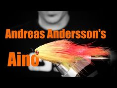 Fly Tying: Andreas Andersson's Aino - YouTube