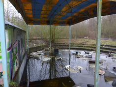 Dadi Park, Belgium, December 2010 - Derelict Places