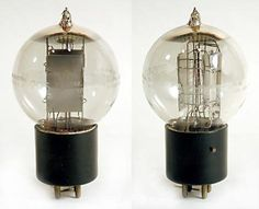 Western Electric 205-D  DC Power Triode  1925