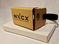 Compact Virtual Reality (VR) Headset to use with your SmartPhone. Similar to Oculus VR, Samsung Gear Vr, Allows to watch Youtube in 3D, Facebook 360 Photos and Videos. Download VR Apps from App Store. Also known as VR Box, VR Goggles, VR Cardboard.