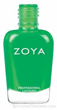Zoya Ultra Brites: Colori Neon e Nuova Formula - Nuvole di Bellezza