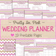 635 best wedding planner checklist images on pinterest in 2018