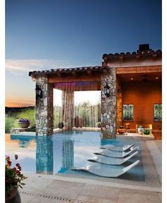 swimming pool #KBHome