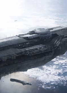 UNSC Infinity Mothership