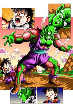 Dragon Ball Z, Goku Y Vegeta, Son Goku, Dbz Manga, Ball Drawing, Anime Tattoos, Z Arts, Anime Costumes, Manga Characters