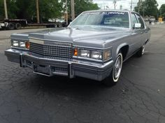 1979 Cadillac DeVille offered for auction #1851534 | Hemmings Motor News