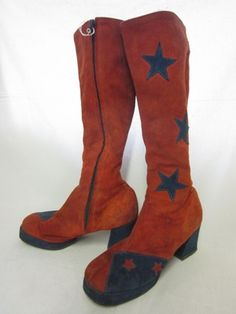 Mr Freedom boots