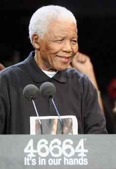 Nelson Mandela, passed away at the age of 95 on December 5, 2013. He is a wonderful man who will always be remembered in world history. 1918-1913. RIP Heaven has another angel!