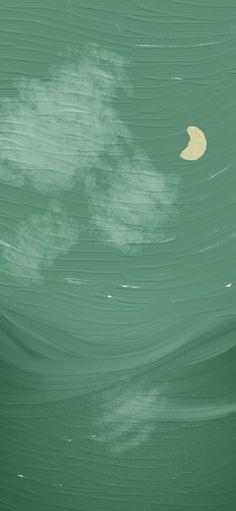 Plain Wallpaper Iphone, Painting Wallpaper, Tumblr Wallpaper, Pastel Wallpaper, Cellphone Wallpaper, Aesthetic Iphone Wallpaper, Cartoon Wallpaper, Kawaii Wallpaper, Sage Green Wallpaper