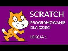 Programowanie w Scratch dla dzieci - Lekcja 1 - YouTube Winnie The Pooh, Activities For Kids, Pikachu, Disney Characters, Fictional Characters, Education, Youtube, Children, Dom