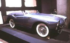 1953 Pegaso Berlinetta Touring