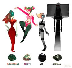 When it said Zoisite I kept thinking of that character from Sailor Moon. Steven Universe Fan Fusions, Steven Universe Oc, Universe Love, Universe Art, Steven Universe Pictures, Lapis And Peridot, World Of Gumball, Cosplay, Super Powers