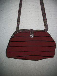 Bolsa tiracolo Vintage acompanha porta-documento+porta batom facebook:Arts Nancy