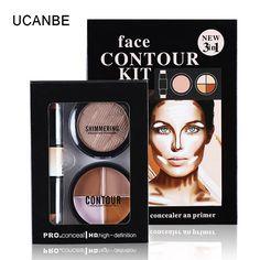 Color Contour, Contour Kit, Face Contouring, Contouring And Highlighting, Highlight Palette, Makeup Geek, Makeup Addict, Insta Makeup, Makeup Forever