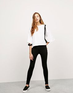 Super Skinny - Jeans - NEW COLLECTION - MUJER - Bershka Mexico