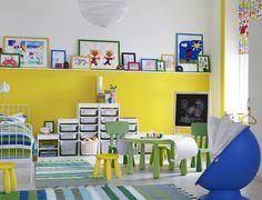 09 Kinderzimmergestaltung Ikea