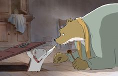 Ernest and Celestine, Animated feature Film D'animation, Film Stills, Animation Movie, Ernest Et Celestine, Foreign Movies, What To Draw, Book Projects, 2d Art, Arts And Entertainment