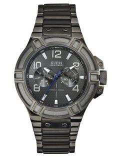 GUESS RIGOR TIESTO Watch | W0218G1