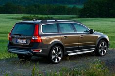 Volvo XC70..used to drive one