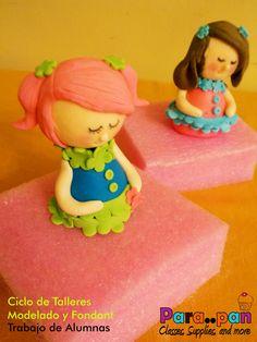 Taller Modelado de Figuras en Pasta Goma!