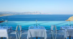 Image Gallery from Lindos Blu hotel in Lindos Village and Rhodes island