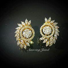 Get Silver Earrings from Amazing Jewel   Visit→www.amazingjewel.com Free…
