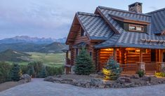 Kaibab Landscaping: Flagstaff Landscaping Company since Flagstaff Landscape Designer & Landscape Contractor. Landscaping A Slope, Landscaping Company, Landscaping With Rocks, Landscape Bricks, Landscape Design, Mountain Cottage, Backyard Pool Designs, Outdoor Areas, Rustic Design
