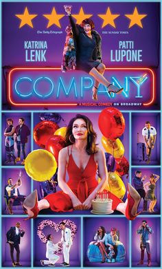 Company Musical, On Broadway - Official Website - Tickets on Sale Now