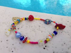 Divine like a Rainbow  by strawberryandlime on Etsy, $15.00    #armcandy…