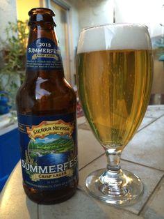 Sierra Nevada 'Summerfest' Lager