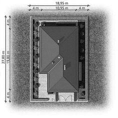 Projekt domu Morgan III 107,05 m2 - koszt budowy - EXTRADOM Frame, Home Decor, Projects, Picture Frame, Decoration Home, Room Decor, Frames, Home Interior Design, Home Decoration