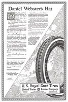 US Royal Cord Tires 1922 Ad Picture